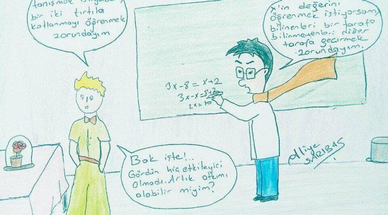 Matematik Karikatürleri Ortaokul Matematik