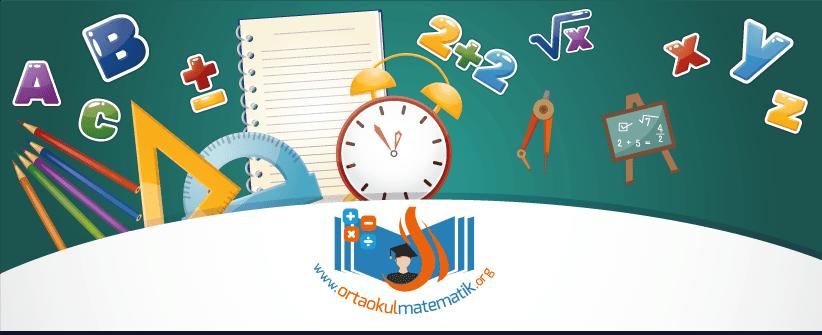 Ana Sayfa Ortaokul Matematik